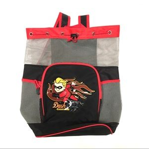 NWOT Disney Store Incredibles Dash/beach pool bag